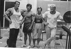 Schwarzenegger, Zane, Draper, Gold's Gym